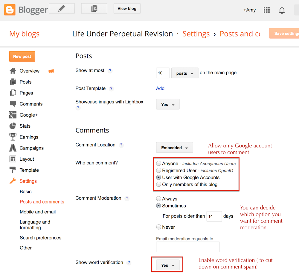 Blogger-posts-comments-settings