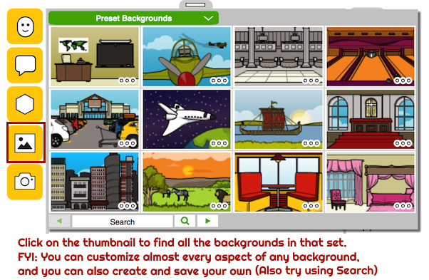 Pixton-background-choices