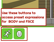Pixton-character-presets-buttons