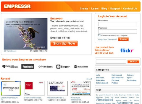 empressr-website