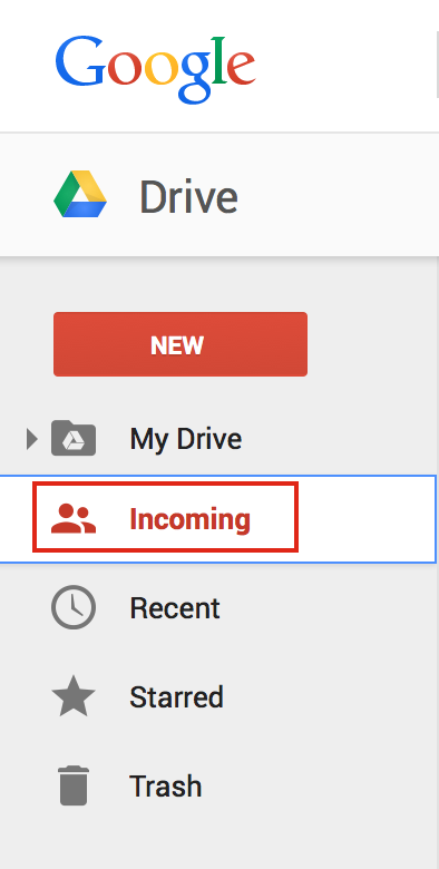 HOW TO – Add a shortcut to a shared folder to My Drive (for