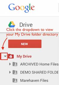 gdrive-mydrive-folder-directory