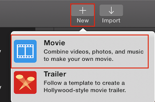 iMovie13-create-new-project
