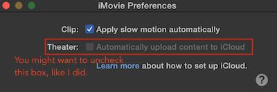 iMovie13-preferences