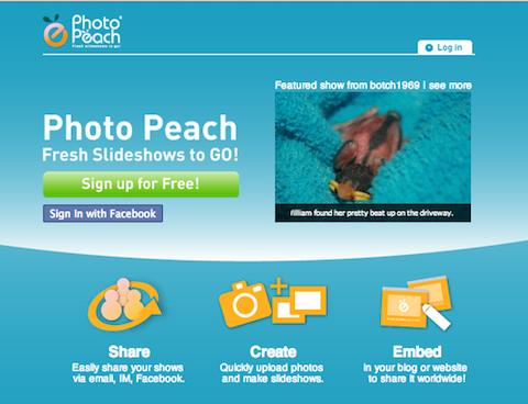 photopeach-slideshows-website