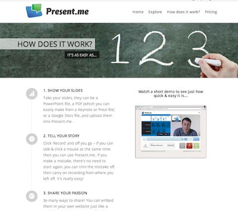 presentme-website