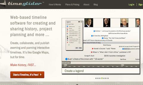 timeglider-website