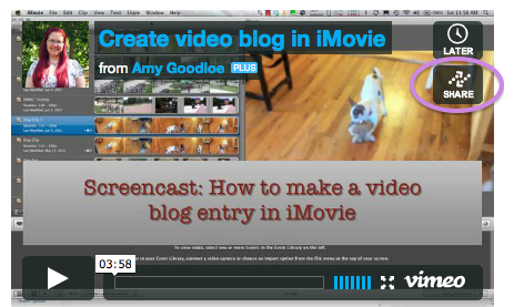 HOW TO – Embed a Video in a Blog Post | Digital Writing 101