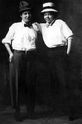 Vintage crossdressing women