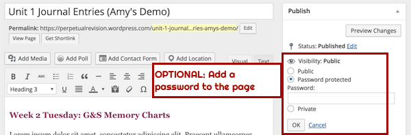 wpcom-journal-page-visibility-settings
